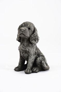 Oswaldtwistle Mills | Oakley Stone Animals - Spaniel