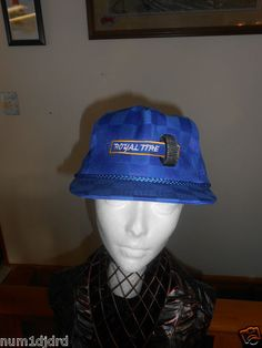 Vintage 80's 90's Royal Toyo tires baseball trucker farmer NISSIN cap hat  	Listed for charity