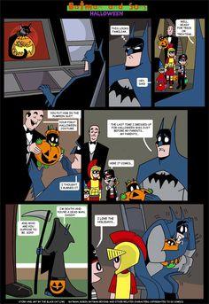 Halloween by The-BlackCat.deviantart.com on @DeviantArt