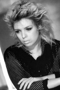 Kim Wilde, Idole, Concert, 1980s, The Selection, Check, Beauty, Fashion, Singer