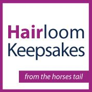 Hairloom Keepsakes Logo