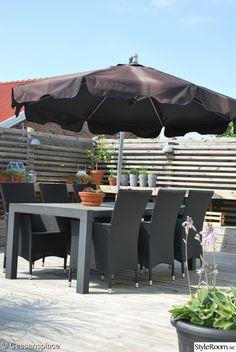 trädgård,trädäck,uteplats,altan,utemöbler