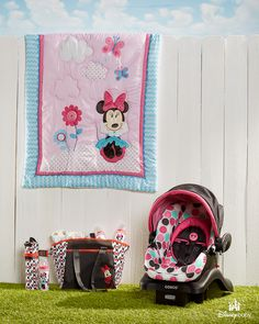 Minnie style for your little lady.