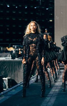 Beyonce Slaying It