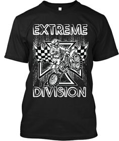 Extreme Division T-Shirt - MotorCross Limited Edition