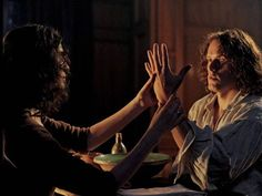 Give me your hand...love this deleted scene!