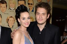 Picture of Katy and John Mayer!!!! <3 <3 <3
