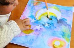 20 manualidades fáciles para niños en vacaciones | Blog de BabyCenter