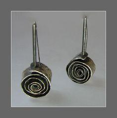 Connie Fox's earrings
