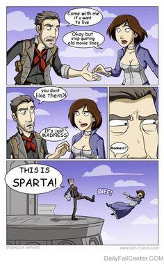 Sparta Infinite