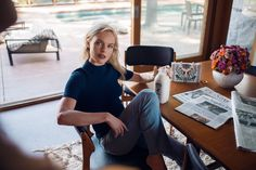 Kate Bosworth Introduces Her New Handbag Collaboration with Tory Burch