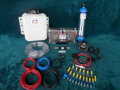 4.0 L/M HHO Dry Cell Hydrogen Generator Kit Brown Gas safe for Volo EFIE PWM KOH