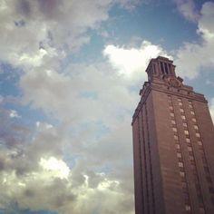 The skies in Texas are the best skies in the world! #Hookem #Longhorns #UT