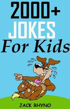 Free Kindle Book - 2000 Jokes For Kids; Fill Your Heart With Fun And Laughter Math Quotes, Jokes Quotes, Free Kindle Books, Free Ebooks, Clean Jokes For Kids, One Liner Jokes, Jokes And Riddles, Teacher Appreciation, Laughter