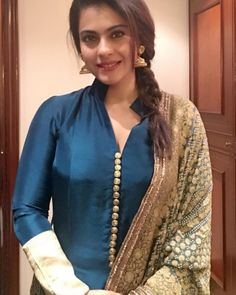 Kajol Mukherjee in Manish Malhotra