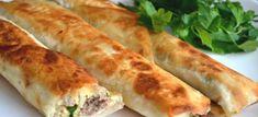 Snack rolls of Armenian lavash Pain Pita, Good Food, Yummy Food, Savoury Baking, Food Garnishes, Russian Recipes, Galette, Ketogenic Recipes, Light Recipes