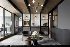 Mim Design by Pask Office Project | http://www.yellowtrace.com.au/australian-design-news-march-2015/