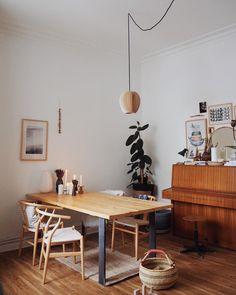 I love this interior design! It's a great idea for home decor. Home design. Home Interior, Living Room Interior, Living Room Decor, Living Spaces, Interior Design, Autumn Interior, Interior Plants, Interior Modern, Cheap Home Decor