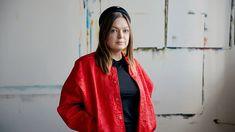 QandA: Юлия Юсма. Совсем недавно завершилась ярмарка молодого современного искусства .