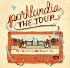 Portlandia_Tour_Poster