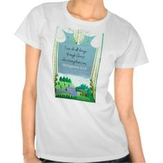 >>>Coupon Code          I can do all things through Christ who strengthens T-shirt           I can do all things through Christ who strengthens T-shirt in each seller & make purchase online for cheap. Choose the best price and best promotion as you thing Secure Checkout you can trust Buy bestS...Cleck See More >>> http://www.zazzle.com/i_can_do_all_things_through_christ_who_strengthens_tshirt-235892217152865779?rf=238627982471231924&zbar=1&tc=terrest