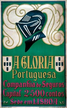 Do Tempo da Outra Senhora: Cartazes publicitários portugueses 1881-1930 Vintage Advertising Posters, Vintage Advertisements, Vintage Ads, Vintage Posters, Old Scool, Poster Ads, Thing 1, Travel Posters, Illustrations Posters