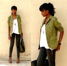 Camo jacket | Chicisimo