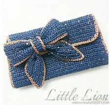 """New Cheap Bags. The location where building and construction meets style, beaded crochet is the act of using beads to decorate crocheted products. """"Crochet"""" is derived fro Crochet Clutch Bags, Crochet Pouch, Crochet Handbags, Crochet Purses, Crochet Gifts, Crochet Stitches, Crochet Patterns, Love Crochet, Crochet Baby"""