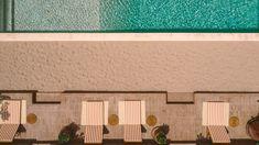 Baja Club Hotel La Paz by Max von Werz&Jaune Interiors   Yellowtrace Tulum, Baja California, Club Mexico, Temple Maya, Moët Chandon, Heavenly Day, Pergola, Patio Central, Mexican Hacienda