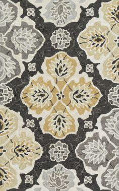 4 by 4-Inch Pink Chevron Rikki Knight Kim Name Design Art Ceramic Tile