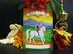 """Today's daily reading came from the deck, """"Magical Unicorns Oracle Cards."""" The card that came up is """"Just Be Yourself - You're a great person - enjoy being yourself!""""  Today the angels are telling us that we are perfect just the way we are. How many of us feel like we need to become better before we are ready to step out? The angels want you to know that you are great, and you do not need to wait to become someone else before... To read more: https://spiritualblessings.guru/?p=732"""