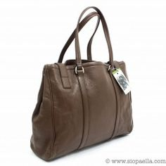 Prada Brown Soft Leather Tote Siopaella Designer Exchange Dublin  You can shop onlin http://siopaella.com/ or call us on 01-6779106 or 01-5550119