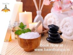 Welcome to the den of #tranquillity. Visit Baan Thai Spa - above Leopold Cafe, Colaba.