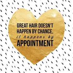 Holiday season is upon us which means we'll be very very busy! We here at Salon DeZen want to make sure we can accommodate everyone's needs, so please make sure you schedule your appointments out for the rest of the year and next year! If you book out to January you'll be entered to win an AMAZING gift basket full of Kevin Murphy products!  Call us at (703) 549-1400 or stop in and see us soon!!