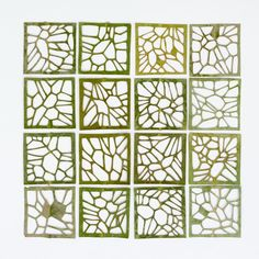 Intricately cut leaves by artist Hillary Waters Fayles Patterns In Nature, Textures Patterns, Banksy Artwork, Diy Artwork, Storm King Art Center, Embroidered Leaves, Colossal Art, Leaf Art, Decoration