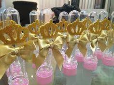 Resultado de imagem para tubetes para lembrancinhas personalizadas em eva Gold Birthday Party, 15th Birthday, Birthday Party Decorations, Birthday Parties, Princess Theme Party, Baby Princess, Princess Birthday, Baby Cake Smash, Crown Party