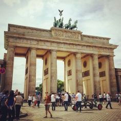 Must See Attractions in Berlin, Brandenburg Gate