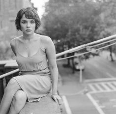 Norah Jones. A face as beautiful as her music.