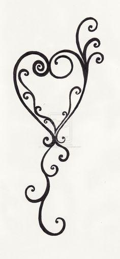 Broken Heart Tattoos | Broken Heart Tattoo