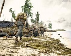 Guam Landings 1944 The Second Battle of Guam (21 July – 10 August 1944) was the American capture of the Japanese held island of Guam, a United States territory since 1898 (in the Mariana Islands), during the Pacific campaign of World War II. Guam,...