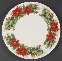 China(Made In China) Poinsettia at Replacements, Ltd