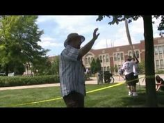 Roman Catholic vs. Campus Preacher - Kerrigan Skelly (University of Kentucky) - YouTube