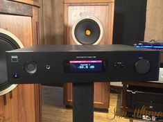 Ever since its establishment, @NADElectronics has been focused on providing good-sounding components at very reasonable #prices. The C 368 amplifier/DAC #reviewed here continues that #tradition. Photo by UK Audio Mart #nadelectronics #amplifier