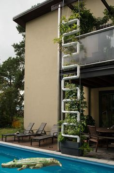 Finnish Green Wall system kit up to 5 meters