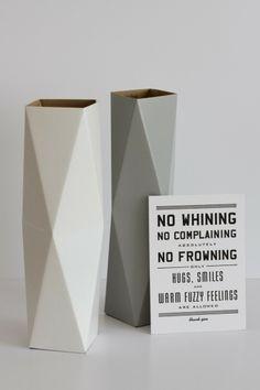 snug.studio vases via mookum // on 70percentpure.be