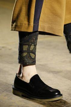 Dries Van Noten Autumn/Winter 2015-16 Menswear