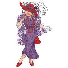 Red Hat Ladies - .