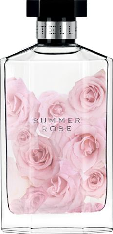 scent Summer Rose from Stella McCartney. Perfume Scents, Pink Perfume, Fragrance Parfum, Perfume Bottles, Parfum Chic, Summer Scent, Body Spray, Smell Good, Sephora