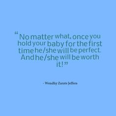 No matter what. (Quotes from parents of children with Spina Bifida)