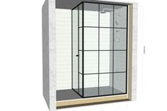Learn what to consider when choosing the frameless shower enclosures. And you will order the best bespoke glass shower cubicle from our glass studio. Frameless Shower Enclosures, Crittall, Shower Cubicles, Glass Shower, Bespoke, Showers, Floor Plans, Flooring, Mirror